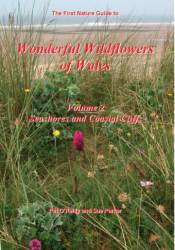 Book about the coastal wildflowers of Wales